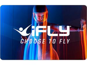 iFly $25 Gift Card (Email Delivery)