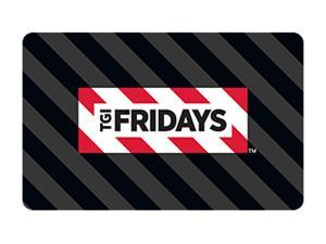 TGI Fridays $25 Gift Card (Email Delivery)