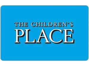 $50 The Children's Place Gift Card + $10 Gift Card