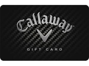 Callaway $50 Gift Card (Email Delivery)
