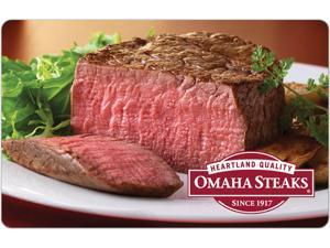 Omaha Steaks $100 Gift Card (Email Delivery)