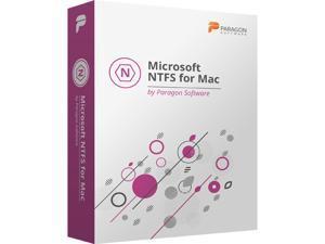 Paragon Microsoft NTFS for Mac - 5 Pack - Download