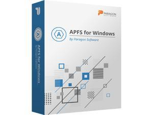Paragon APFS for Windows - Download