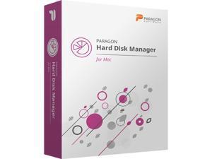 Paragon Hard Disk Manager forMac - Download