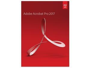 Adobe Acrobat Pro 2017 Windows - Download