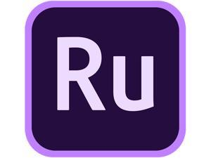 Adobe Premiere Rush CC - 1 Year Subscription [Digital Code]