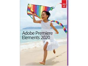 Adobe Premiere Elements 2020 - Windows & Mac