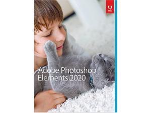 Adobe Photoshop Elements 2020 - Windows & Mac