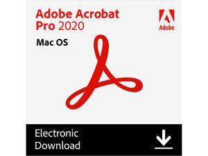 Adobe Acrobat Pro 2020 - MAC Download