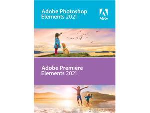 Adobe Photoshop Elements & Premiere Elements 2021 for Windows - Download