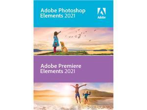 Adobe Photoshop Elements & Premiere Elements 2021 Windows & Mac