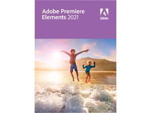 Adobe Premiere Elements 2021 - Windows & Mac