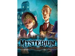 Mysterium: A Psychic Clue Game [Online Game Code]