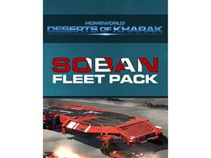 Soban Fleet Pack [Online Game Code]