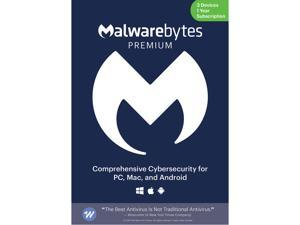 Malwarebytes Anti-Malware Premium 1 YR / 3 PC - Download
