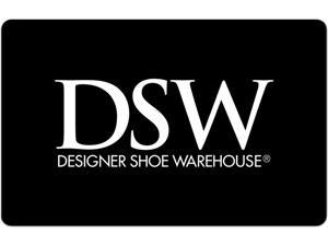 DSW $50 Gift Card (Email Delivery)