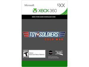 Toy Soldiers: Cold War XBOX 360 [Digital Code]