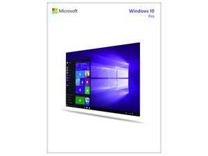 Windows 10 Pro - Full Version (32 & 64-bit) / USB Flash Drive