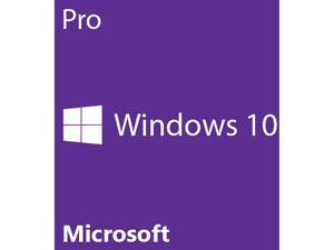 Microsoft Windows Pro 10 64-Bit Eng Single Pack