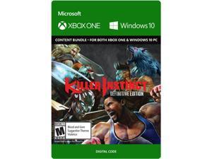 Killer Instinct: Definitive Edition Xbox One / Windows 10 [Digital Code]