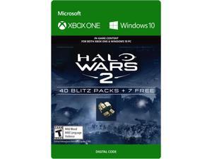 Halo Wars 2: 47 Blitz Packs - Xbox One/Windows 10 [Digital Code]