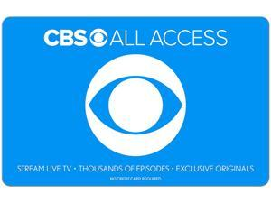 CBS All Access $50 Gift Card (Email Delivery)