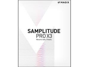MAGIX Samplitude Pro X3 - Download