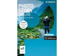 MAGIX Photostory Deluxe 2018