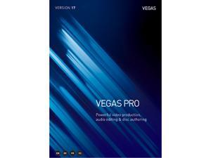 MAGIX VEGAS Pro 17 - Download (Attach Only)