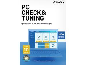 MAGIX PC Check & Tuning 2021 - Download