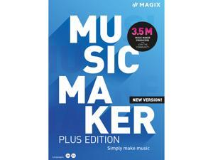 MAGIX Music Maker Plus Edition (2021) - Download