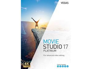 MAGIX VEGAS Movie Studio 17 Platinum - Download