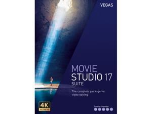 MAGIX VEGAS Movie Studio 17 Suite - Download
