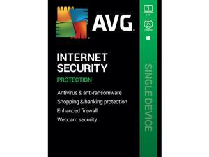 AVG Internet Security 2021, 1 PC 2 Year - Download