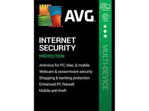 AVG Internet Security 2021, 10 Devices 2 Years - Download