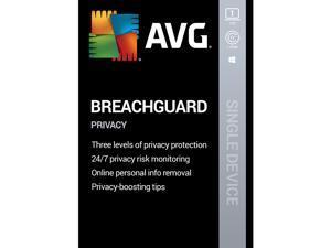 AVG BreachGuard 1 PC / 1 Year - Download