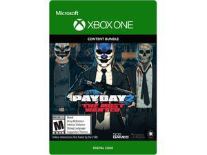 Payday 2: The Most Wanted Bundle Xbox One [Digital Code]