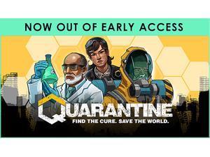 Quarantine [Online Game Code]