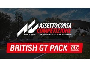 Assetto Corsa Competizione - British GT Pack  [Online Game Code]