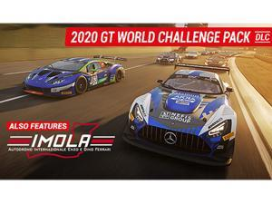 Assetto Corsa Competizione - 2020 GT World Challenge Pack  [Online Game Code]