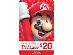 Nintendo eShop $20 Gift Card (Email Delivery)