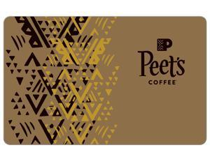 Peet's Coffee & Tea $200 Gift Card (Email Delivery)