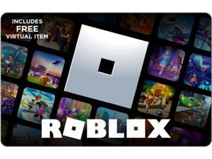 Roblox $10 Gift Card (Email Delivery)