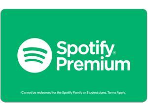 Spotify $60 Gift Card (Email Delivery)