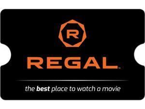 Regal $50 Gift Card (Email Delivery)