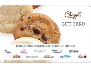 Cheryl's Cookies $25 Gift Card (Email Delivery)