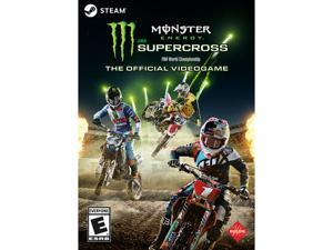 Monster Energy Supercross - The Official Videogame [Online Game Code]