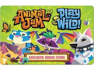 Animal Jam 3 Month Subscription Gift Card (Email Delivery)