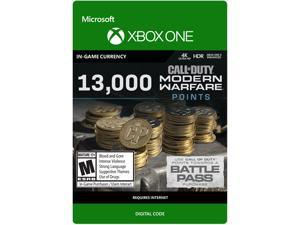 Call of Duty: Modern Warfare Points - 13000 Xbox One [Digital Code]
