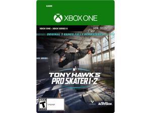 Tony Hawk's Pro Skater 1 + 2 - Standard Edition Xbox Series X   S / Xbox One [Digital Code]